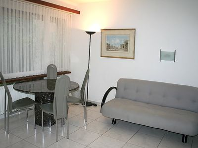 Photo for Apartment in the center of Locarno with Lift, Garden, Terrace (46759)