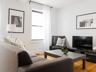 Photo for Lively 1BR in Theater District by Sonder