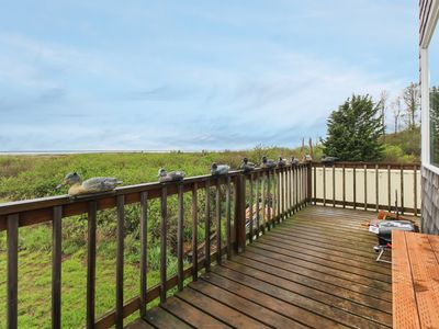 Photo for Very rustic retreat with a secluded location and great ocean views!