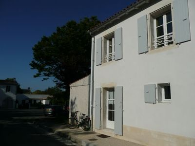Photo for Charming new house, quiet location in the heart of St Martin de Re