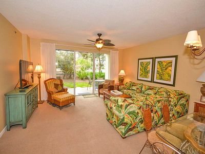 Photo for Convenient Ground Floor 3 bedroom, #1-115 enjoy, pool, tennis, beach and more