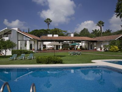 Photo for 7BR Villa Vacation Rental in Tepoztlan, Morelos