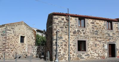 Photo for Sardinian typical house in the historic center of Pauliatino (OR), just steps away from the SS131