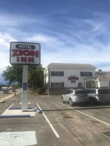 Hotel Zion Inn located Just 20 Miles From Zion National Park