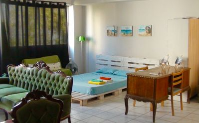 Photo for Sunny bohemian loft 15minutes from Acropolis
