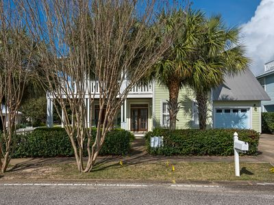 Photo for Steps to Beach & Community Pool! Huge Wraparound Porches in Family Neighborho