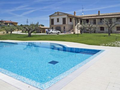 Photo for Apartment Residence Colle Veroni (MCO102) in Mosciano Sant'Angelo - 4 persons, 2 bedrooms