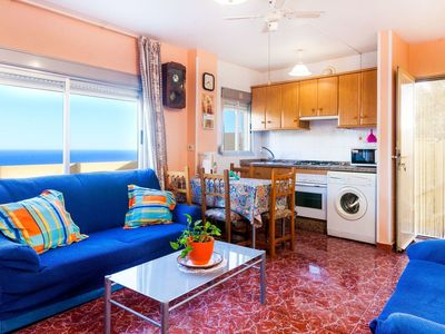 Photo for Nice apartment for 4 guests with WIFI, pool, TV and parking