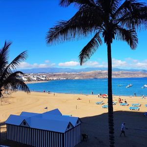 Photo for Holiday apartment Las Palmas de Gran Canaria for 1 - 5 persons with 2 bedrooms - Holiday apartment