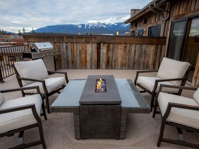 Photo for 2016 NEW BUILD in the Heart of Downtown Whitefish 2BR 2BATH Sleeps 6!