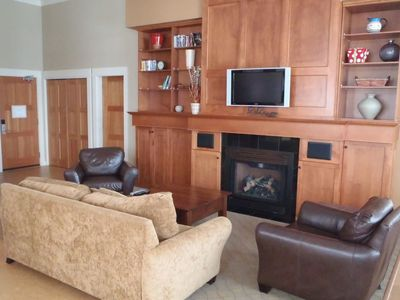 Photo for 3 Bedroom Platinum Condo with Private Hot Tub