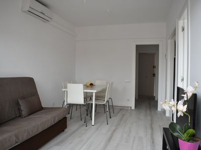 Photo for Apartment 50 meters from the beach ideal families. Costa Brava.