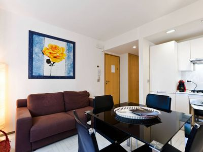 Photo for Prestigious apartment house near Ulysses Greek Theatre 4 people 1 room let