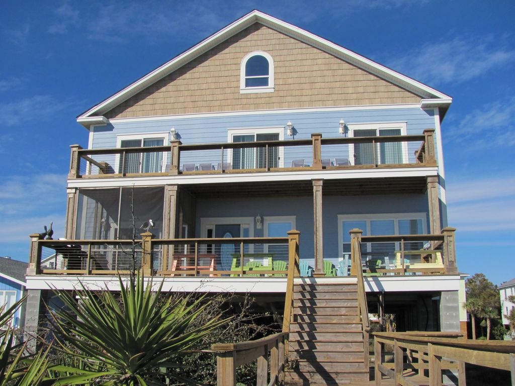 Beach Rentals Charleston Area South Carolina