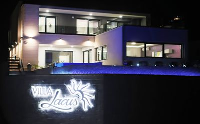 Photo for Villa Lacus luxury 8+1 people villa in Makarska