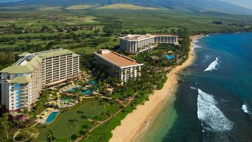Hyatt Ka Anapali Beach Full Resort Access 2 Bedroom View Ocean