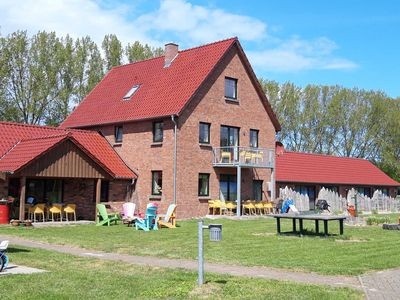 Photo for XL (4 + FZ) / 6 room holiday house (140m², max 8 pers.) - Family holiday farm *** Ostseeland Rerik
