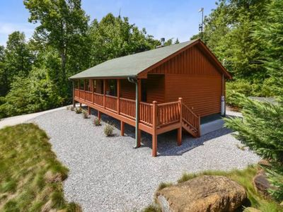 Photo for Secluded 2 BR/2 BA Wood and Mountain View - 1 Level