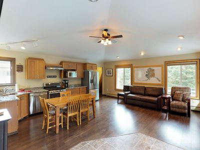 Photo for NEW LISTING! Unique rental w/ large deck & full kitchen - close to the slopes!