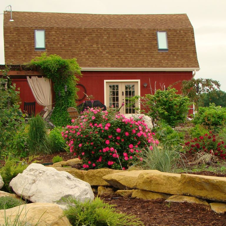 Beautiful Rustic Barn Waiting For You To Re...