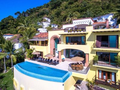 Photo for Villa Santa Cruz - luxury 8 bedrooms serviced villa - Travel Keys