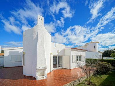 Photo for Villa with 2 bedrooms and private pool on Praia do Carvoeiro