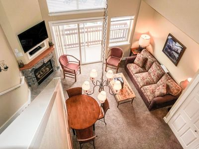 Photo for Mountain Club at Kirkwood - Ski In/Ski Out 1 Bedroom + Loft #320-322