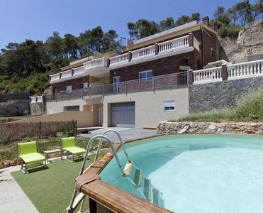 Photo for Holiday house Cervello for 2 - 8 persons with 4 bedrooms - Holiday house