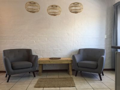Photo for Beaches ... a dreamy holiday apartment set in the tranquil beauty of Hermanus