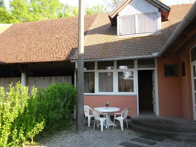 Holiday house in the center only 100 meters from the beach