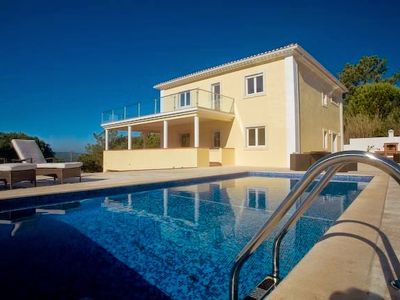 Photo for Silver Coast villa with private pool and ocean views. Fully licensed property.
