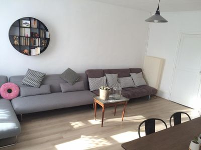 Photo for Spacious and welcoming apartment very well located