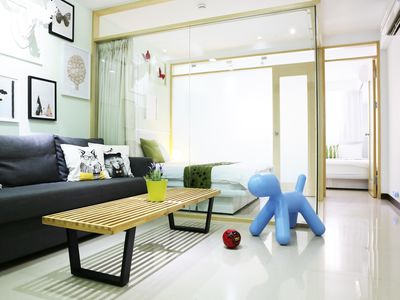 Photo for 3BR Apartment Vacation Rental in Taipei City, Taipei City