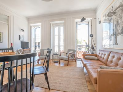 Photo for An eclectic Lisbon apartment
