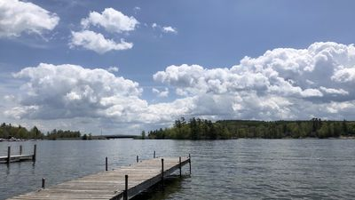 Photo for Sleeps 8 with private dock on Lake Winnipesaukee