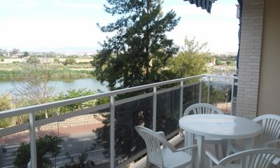 Photo for Cosy and confortable apartment beside Segura river in Guardamar