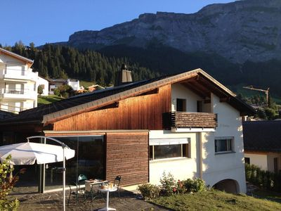 Photo for Holiday house Flims Dorf for 12 persons with 4 bedrooms - Holiday house