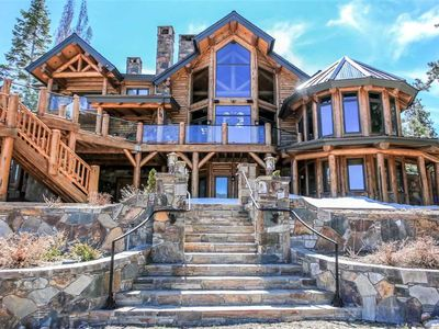 Photo for Quiet Bay Landing - 5BD/6BA/Hollywood Stars Getaway/Lakefront/Boat Dock/Pool Table