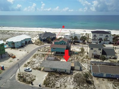 Photo for Enjoy Stunning Views on the Upper Level Deck or Take a Short Walk to the Beach!