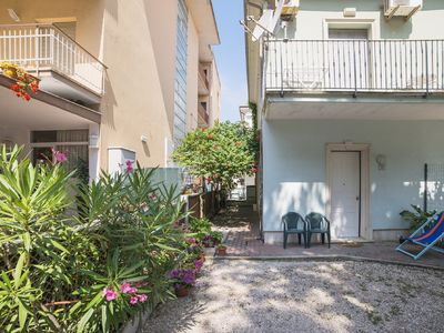 Photo for Via Marconi 26 / A Three-room apartment with private garden less than 100 meters from the sea
