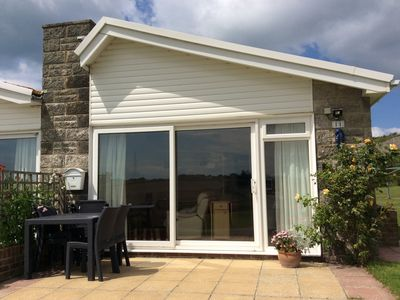 Photo for Idyllic Seaside 2 Bedroomed Bungalow with Beautiful Views, Free Wifi included