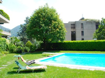 Photo for 1BR Apartment Vacation Rental in Lugano