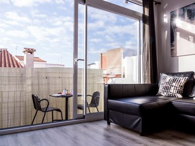 Photo for Petit Penthouse Attic Zapateros II (Valencia)