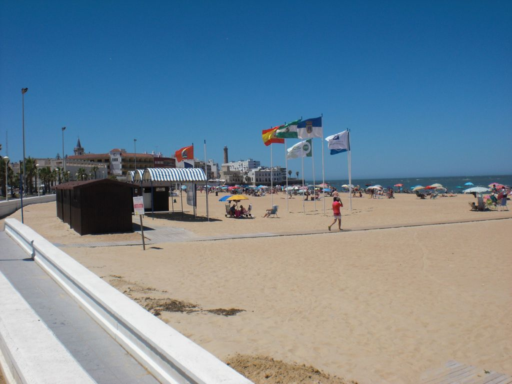 Chipiona Spain Map.Chipiona Spain Sun And Beach All Year Vrbo