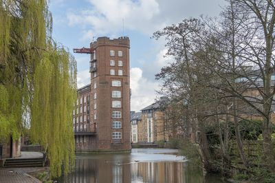 Originally one of the largest flour mills in Europe in 1860