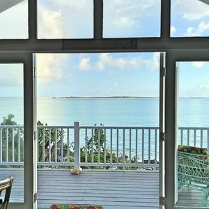 Gorgeous view overlooking  and within steps of Lochaber Harbor.