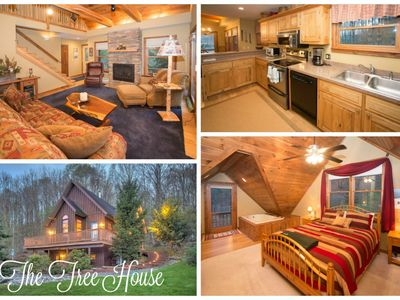 Photo for 3BR Chalet Vacation Rental in Great Valley, New York