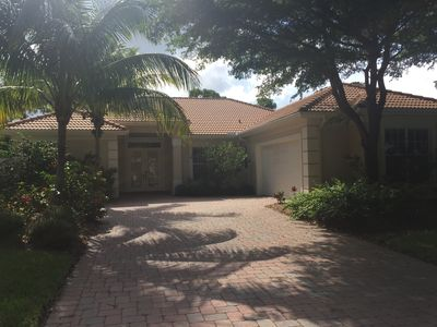 Photo for Lovely 4bed with private pool,quiet gated community on Florida's Treasure Coast
