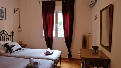 Photo for ♥ Your home in Athens ★ 5' to metro ★ Cosy & elegant