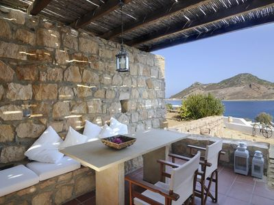 Photo for Dream of Volina welcomes you in Patmos island - Two Bedroom Villa, Sleeps 4